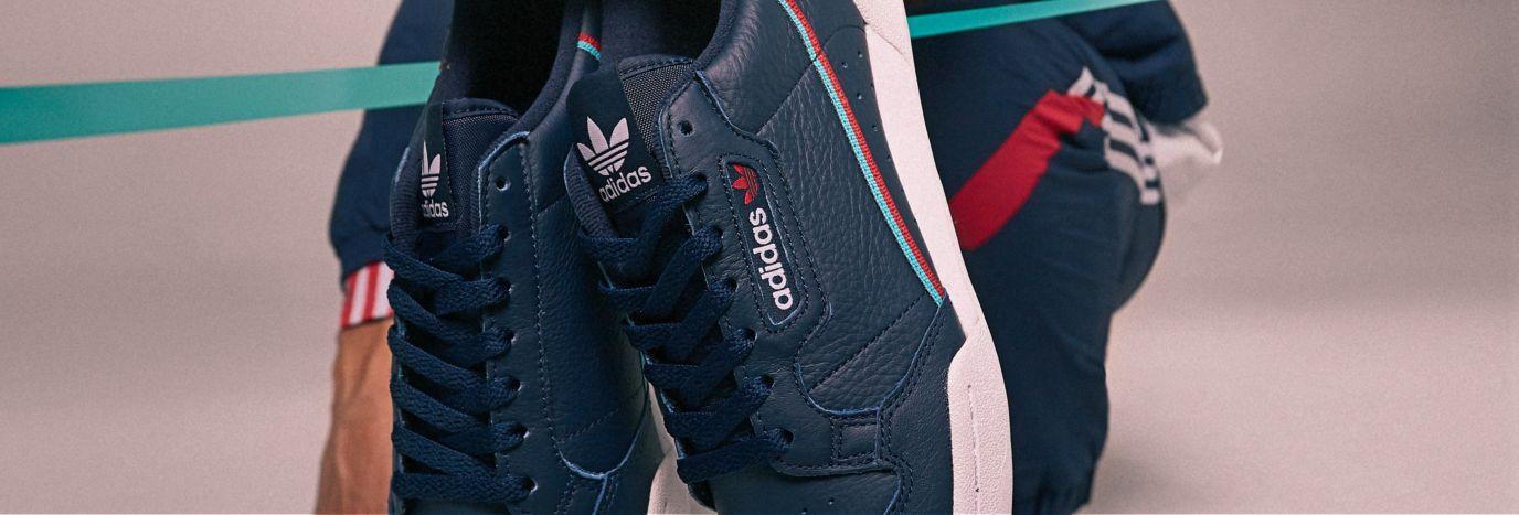 buy popular 58098 940d9 Más colores para las adidas Continental 80
