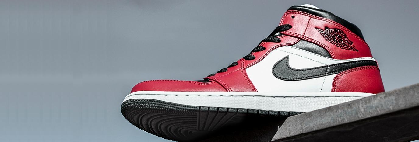 Air Jordan 1 Mid 'Chicago Black Toe': Dónde y cómo ...